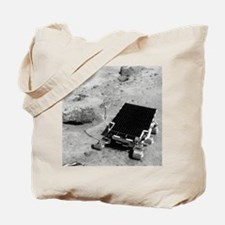 Sojourner on the surface of Mars Tote Bag
