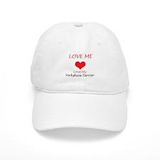 Love Me Love My Yorkshire Ter Baseball Cap