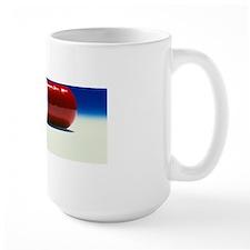 A capsule of the analgesic drug, parace Mug