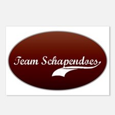 Team Schapendoes Postcards (Package of 8)