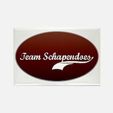 Team Schapendoes Rectangle Magnet