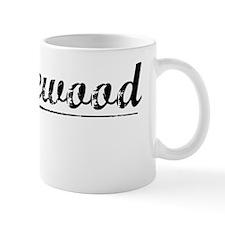 Breezewood, Vintage Mug