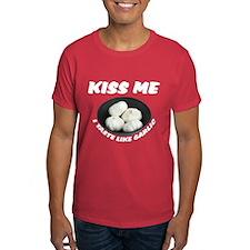 Kiss Me Garlic T-Shirt