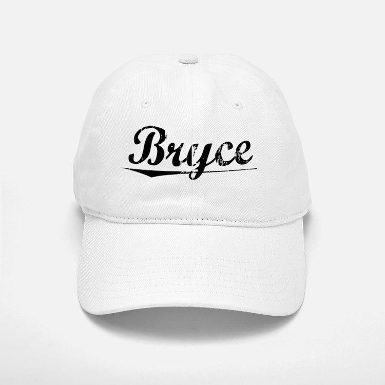 Bryce, Vintage Baseball Baseball Cap