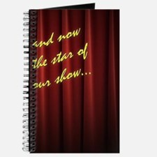Star Curtain Journal