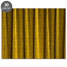 Gold Curtain Puzzle