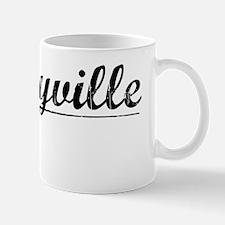 Busseyville, Vintage Mug