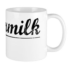 Buttermilk, Vintage Mug