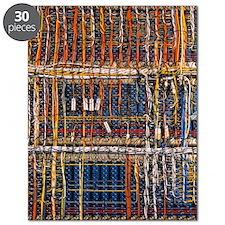 Heathkit computer wires Puzzle