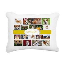 Corgis! Rectangular Canvas Pillow