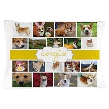 Corgis! Pillow Case