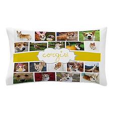 Corgis! Pillow Case
