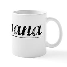 Campana, Vintage Mug