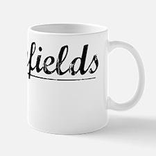 Brownfields, Vintage Mug