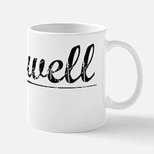 Caldwell, Vintage Mug