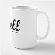 Buell, Vintage Large Mug