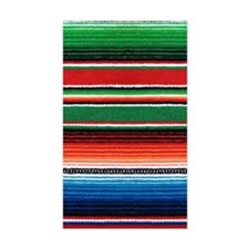Mexican Sarape Decal