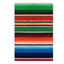 Mexican Sarape Postcards (Package of 8)