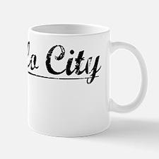 Buffalo City, Vintage Mug