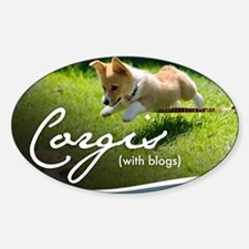 3rd Annual Corgis (with blogs) Cale Decal