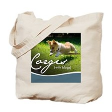 3rd Annual Corgis (with blogs) Calendar Tote Bag