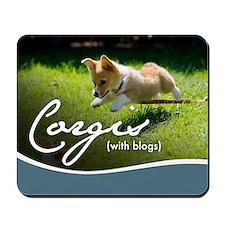 3rd Annual Corgis (with blogs) Calendar Mousepad