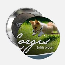 "3rd Annual Corgis (with blogs) Calend 2.25"" Button"