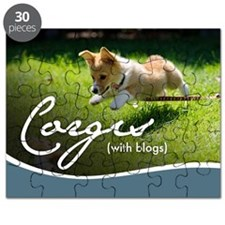 3rd Annual Corgis (with blogs) Calendar Puzzle