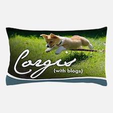 3rd Annual Corgis (with blogs) Calenda Pillow Case