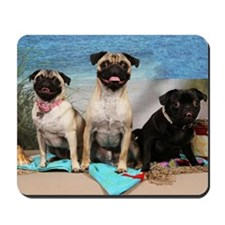 Day At The Beach Mousepad