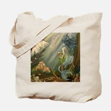 Mysterious Fathoms Tote Bag