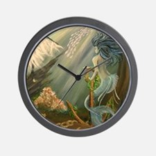 Mysterious Fathoms Wall Clock