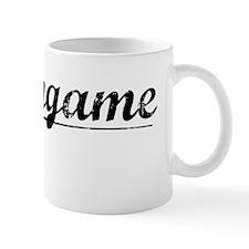 Burlingame, Vintage Mug