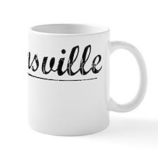 Burtonsville, Vintage Mug