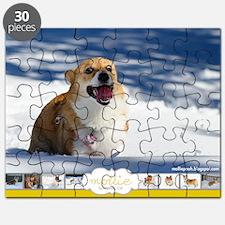 Mollie Corgi Puzzle
