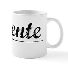 Caliente, Vintage Mug