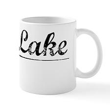 Cass Lake, Vintage Mug