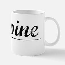 Calpine, Vintage Mug