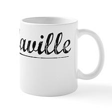 Canadaville, Vintage Mug