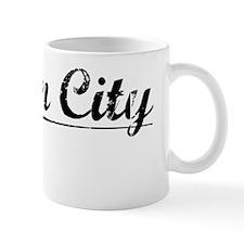 Canton City, Vintage Mug