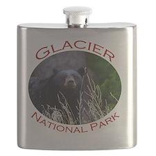 Glacier National Park...Black Bear Flask
