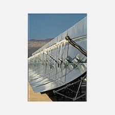 Solar parabolic mirror, Californi Rectangle Magnet