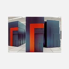 NERSC supercomputers Rectangle Magnet