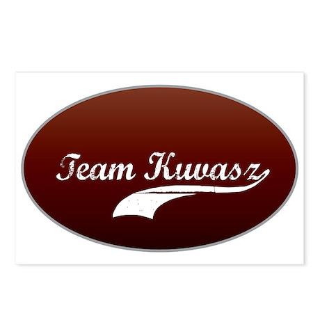 Team Kuvasz Postcards (Package of 8)