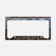 Heat Treatment Plant License Plate Holder