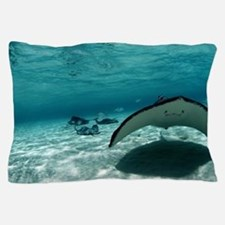 Southern stingray Pillow Case