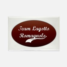 Team Lagotto Rectangle Magnet (100 pack)