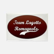 Team Lagotto Rectangle Magnet