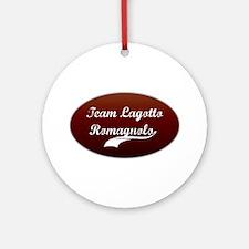 Team Lagotto Ornament (Round)