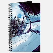 Solar powered water heater Journal
